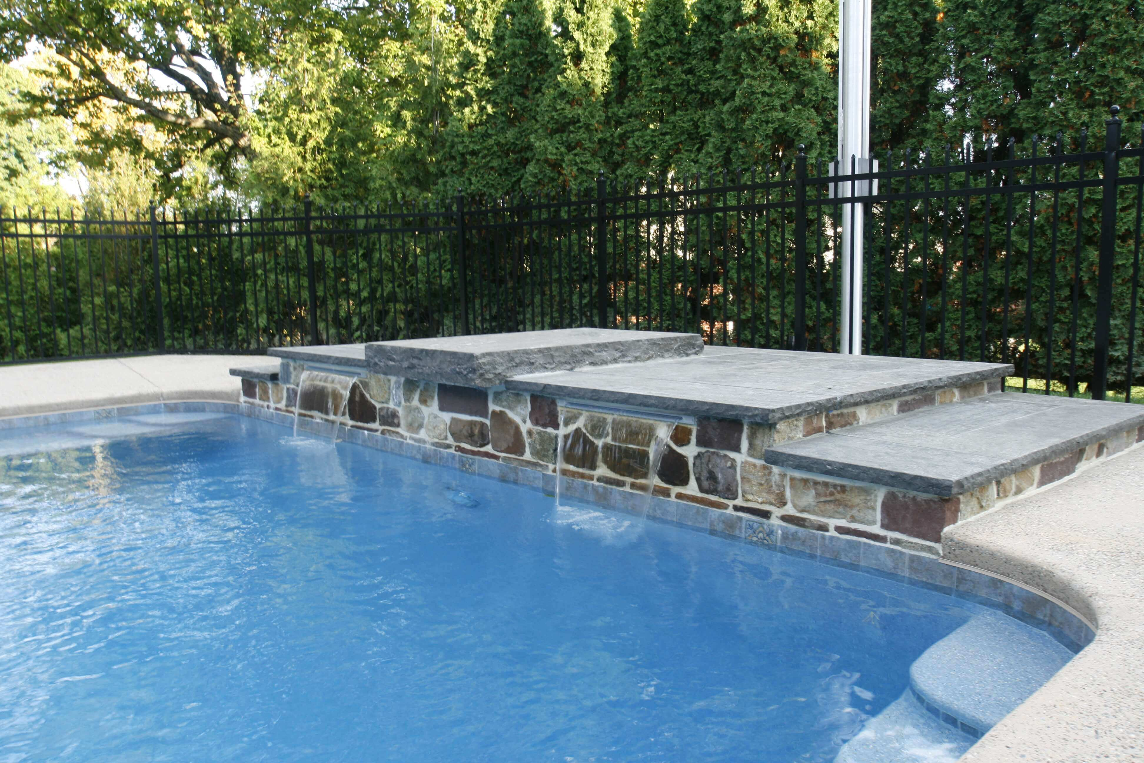 Water Features, Fountains & Pool Elements Gallery | Crystal ...