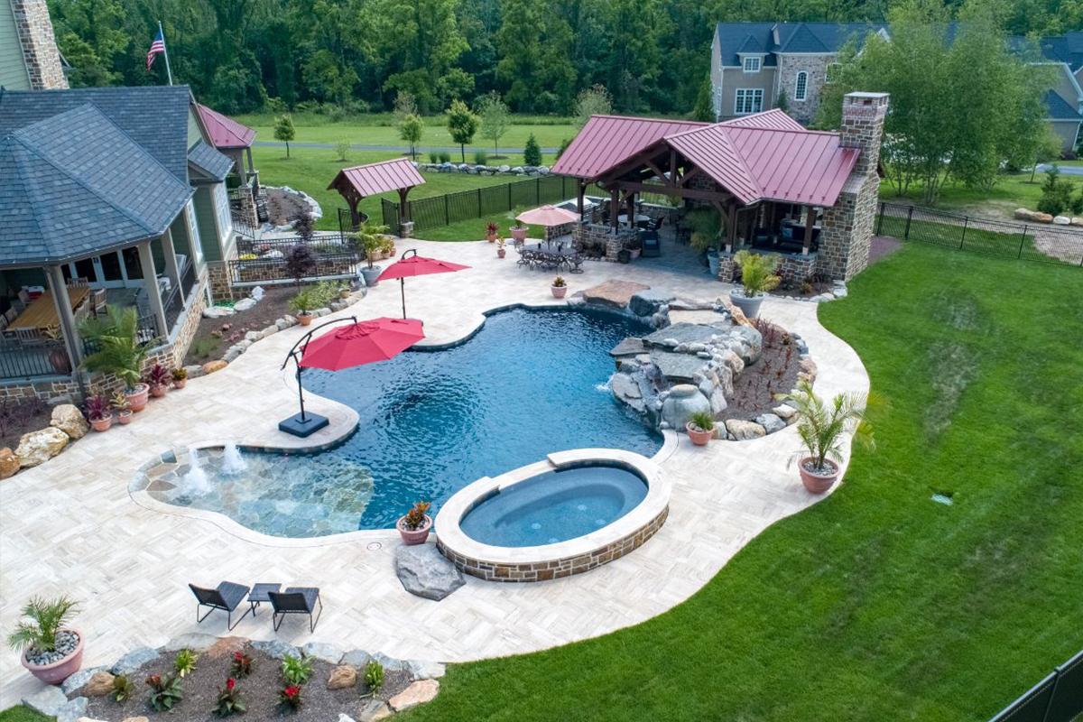 Pool & Backyard Design, Service & Maintenance | Montgomery ...